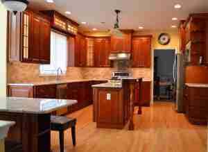 Express Kitchen and Bath Brown Design Kitchen and Cabinet
