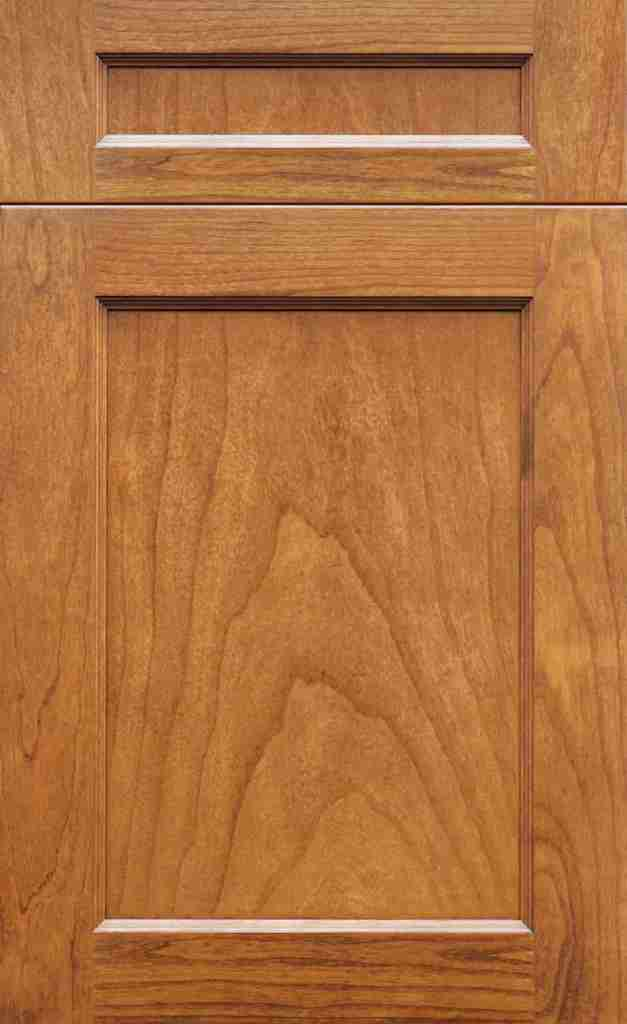 St Martin Cabinetry Greenfield Ginger Cherry