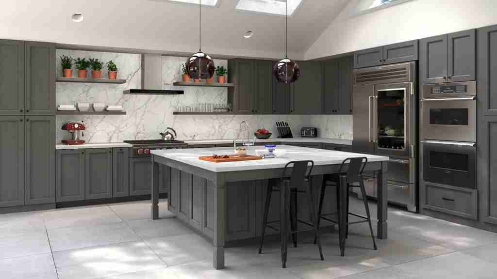 Forevermark Cabinetry Midtown Grey