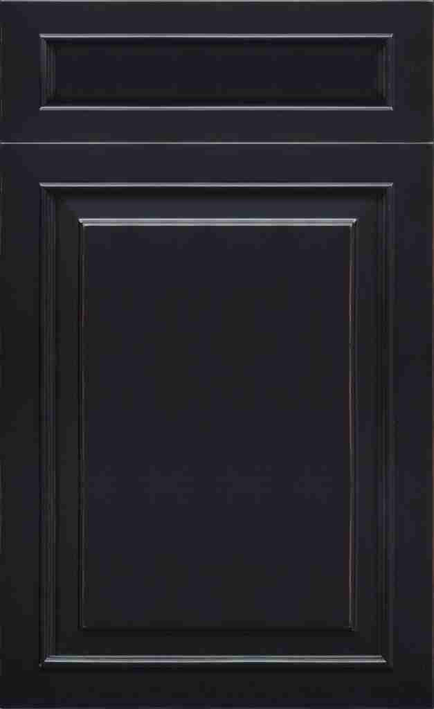 St Martin Cabinetry Wellington Antique Black