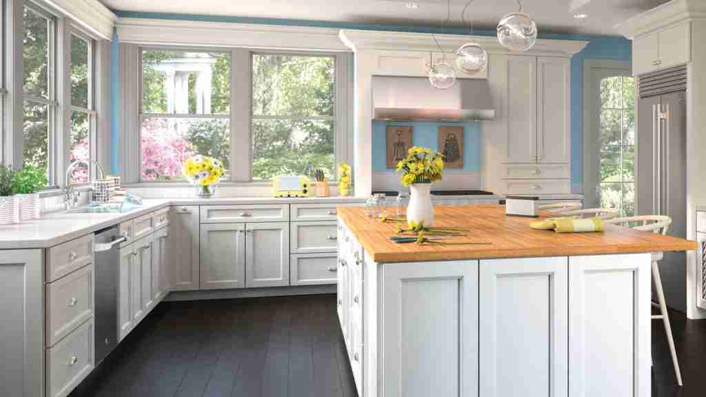 Forevermark Cabinetry Uptown White 2