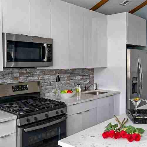 Fabuwood White Cabinet Kitchen