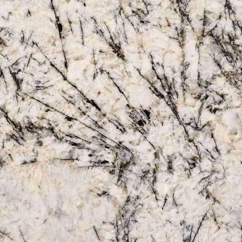 Granite Countertops White Glimmer Granite