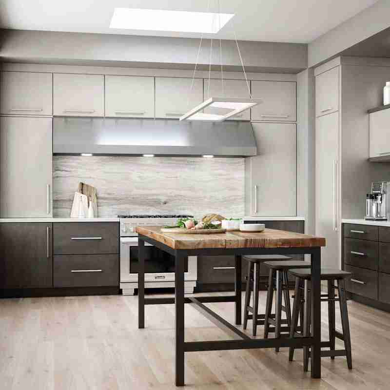 Woodland Cabinetry Minimal Gray