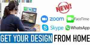 Get your design from home