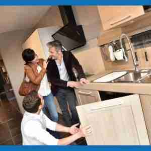 Book Your Showroom Appointment for new kitchen cabinets